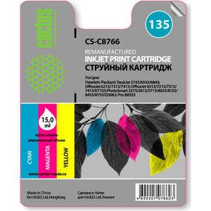 купить Картридж Cactus C8766HE (CS-C8766) по цене 940 рублей