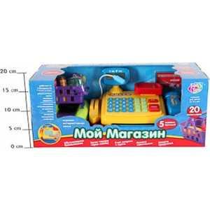 Joy Toy Набор с кассой Мой магазин 7018
