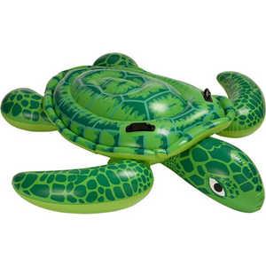 Черепаха Intex надувная 150х127см от 3лет 57524 NP надувная мебель бассейны