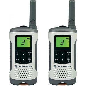 Рация Motorola TLKR-T50 радиостанция motorola tlkr t80ext комплект из двух радиостанций mt125