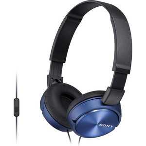 Наушники Sony MDR-ZX310AP blue