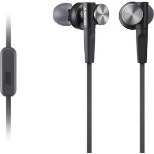 Наушники Sony MDR-XB50AP black
