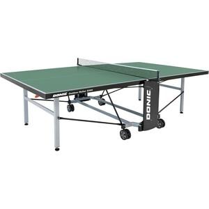 Теннисный стол Donic Outdoor Roller 1000 зеленый (230291-G)
