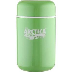 Термос для еды 0.4 л Арктика зелёный 411-400