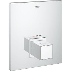 Термостат для душа Grohe Grohtherm Cube накладная панель, 35500 (19961000)