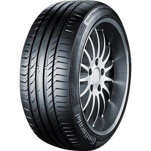 купить Летние шины Continental 225/50 R17 98Y ContiSportContact 5 по цене 8950 рублей