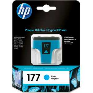 Картридж HP C8771HE einkshop for hp363 ink cartridge for hp 363 for hp photosmart c5180 c6180 c6280 c7160 c7180 c7280 c8180 d6160 d6180