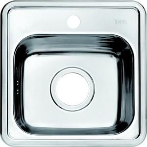 Кухонная мойка IDDIS Strit (STR38P0i77) кухонная мойка iddis strit str58sri77