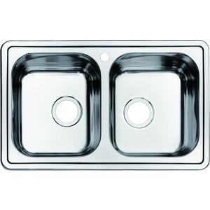 Кухонная мойка IDDIS Strit (STR78S2i77) недорго, оригинальная цена