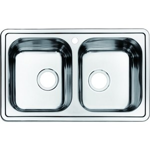 Кухонная мойка IDDIS Strit (STR78P2i77)