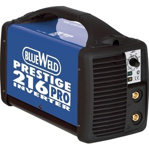 Сварочный инвертор BlueWeld Prestige 216 PRO blueweld omegatronic 400ce