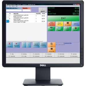 Монитор Dell E1715S Black