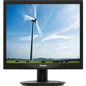 Монитор Philips 17S4LSB монитор philips 17s4lsb 62 black