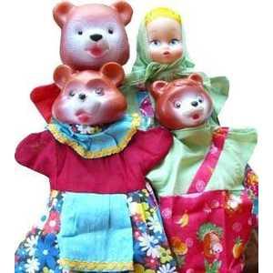 Русский стиль Кукольный театр Три медведя 11254