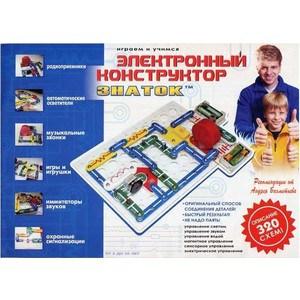Электронный конструктор ЗНАТОК Знаток, 320 схем - (70098)