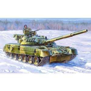 Звезда Модель Танк Т -80УД 3591