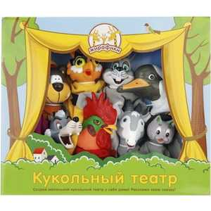 Жирафики Кукольный театр Потешки, 8 кукол 68348