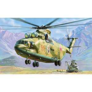 Звезда Модель Вертолет Ми-26 7270 цена