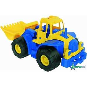 Трактор Нордпласт Богатырь с грейдером 99 трактор нордпласт
