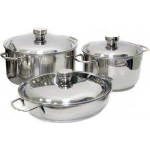 Набор посуды Амет Классика-Прима из 6-ти предметов 1с1001