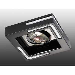 Точечный поворотный светильник Novotech 369844 точечный светильник novotech 370138