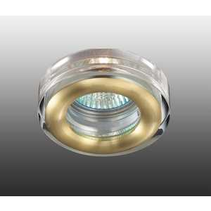 Точечный светильник Novotech 369881 точечный светильник novotech 357354