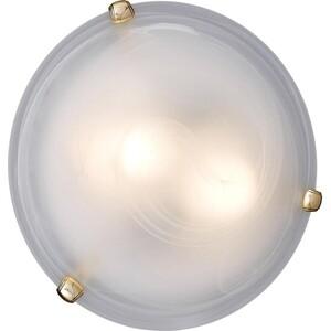 Потолочный светильник Sonex 353 Золото