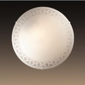 Настенный светильник Sonex 1203/L