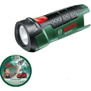 Купить со скидкой Фонарь аккумуляторный Bosch PLI 10.8 LI без аккумулятора и з/у (0.603.9A1.000)