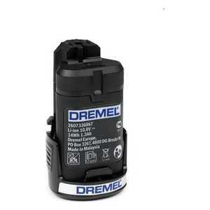 Аккумулятор Dremel 875 Li-ion для серии 8200 (2.615.087.5JA) батарея аккумуляторная для гравера dremel 875