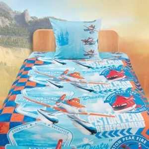 Детское постельное белье Непоседа Дисней ''Огонь и вода'' 1,5 спальный арт. 268979 Дисней