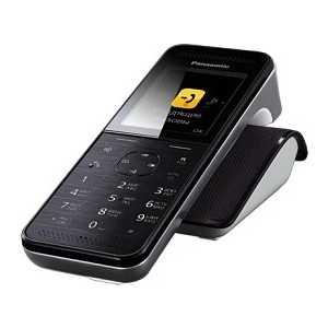 Аксессуар Panasonic KX-PRWA10RUW panasonic kx tg1611rur dect phone digital cordless telephone wireless phone system home telephone