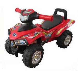 Каталка Baby Care Super ATV (красный) 551
