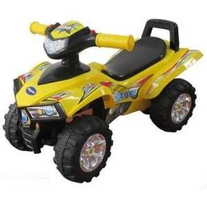 Каталка Baby Care Super ATV (желтый) 551