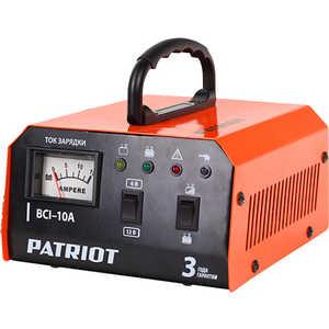 Зарядное устройство PATRIOT BCI-10A зарядное устройство patriot bci 10m