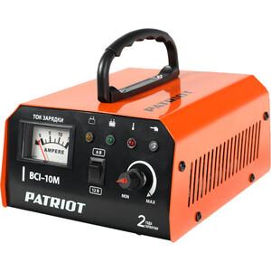 Фото - Зарядное устройство PATRIOT BCI-10M автомобильное зарядное устройство patriot bci 10m