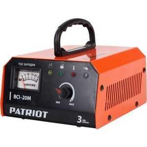 Зарядное устройство PATRIOT BCI-20M зарядное устройство patriot bci 10m