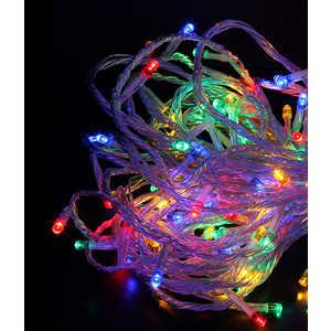 Гирлянда светодиодная Light Нить с возможностью динамики 20 м цветная 24V прозрачный провод