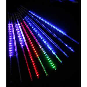 Light Комплект тающие сосульки 12V RGB 10 х 0.5 light комплект тающие сосульки 24v 5х0 3м 160 led синий