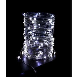Гирлянда светодиодная нить Light Роса белая 10 м 12V.
