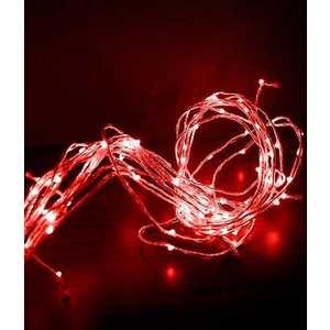 Гирлянда Light Branch light красная 2,5 м 700 led 24V красный шнур new 30w cob led light strip source warm white light lamp chip 120 65mm for diy car outdoor lighting led flood light dc12v 14v