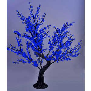 Купить со скидкой Светодиодное дерево Light ''Сакура'' 2 м, 1152 led синий