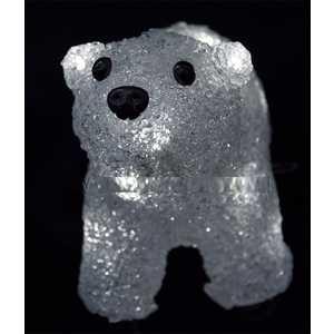 Светодиодная фигура Light Медвежонок A 20 см, 16 led, 3АА