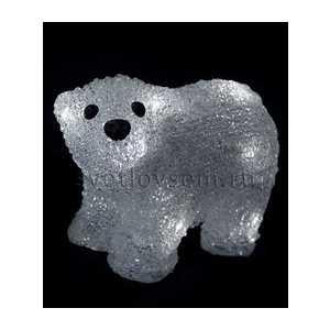 Светодиодная фигура Light Медвежонок C 20 см, 16 led, 3АА