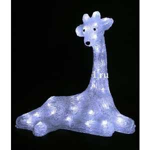 Светодиодная фигура Light Жираф 36 см, 40 led, 220/24V