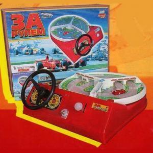 Спорт Тойз Настольная игра За рулем