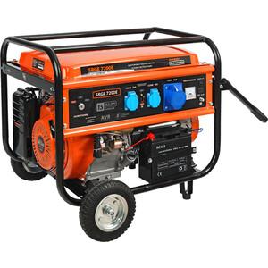Генератор бензиновый PATRIOT SRGE 7200E