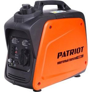 цена на Генератор бензиновый инверторный PATRIOT 1000i