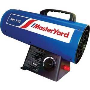 Газовая тепловая пушка MasterYard MH 15G vaqua 15g