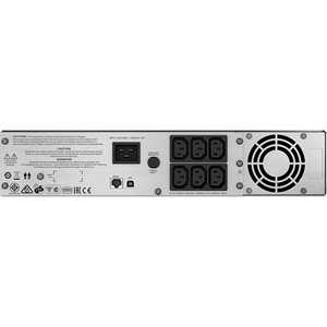 ИБП APC Smart-UPS C SMC2000I-2U ибп apc by schneider electric smart ups c 2000va lcd smc2000i